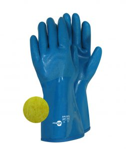 90-2812- pvc & nitrile - insulated glove