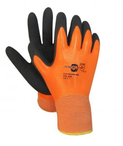 90-486- thermal nitrile glove