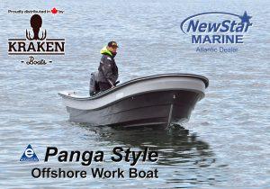 NewStar Marine Panga